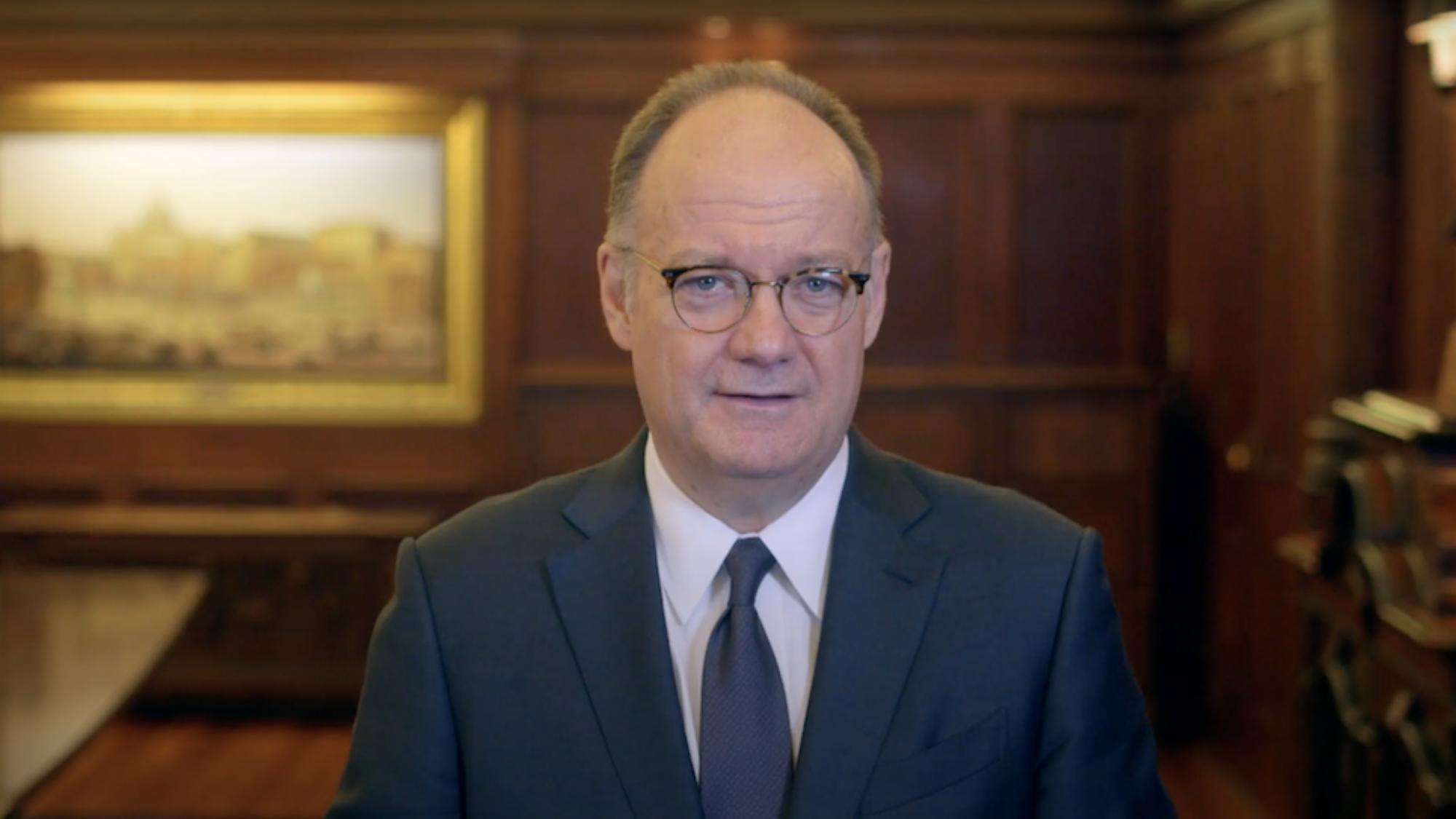 President DeGioia